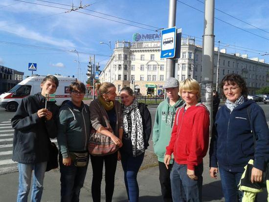Schüleraustausch St. Petersburg