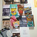 Bilan de lecture : juin 2013 + ma valise de l