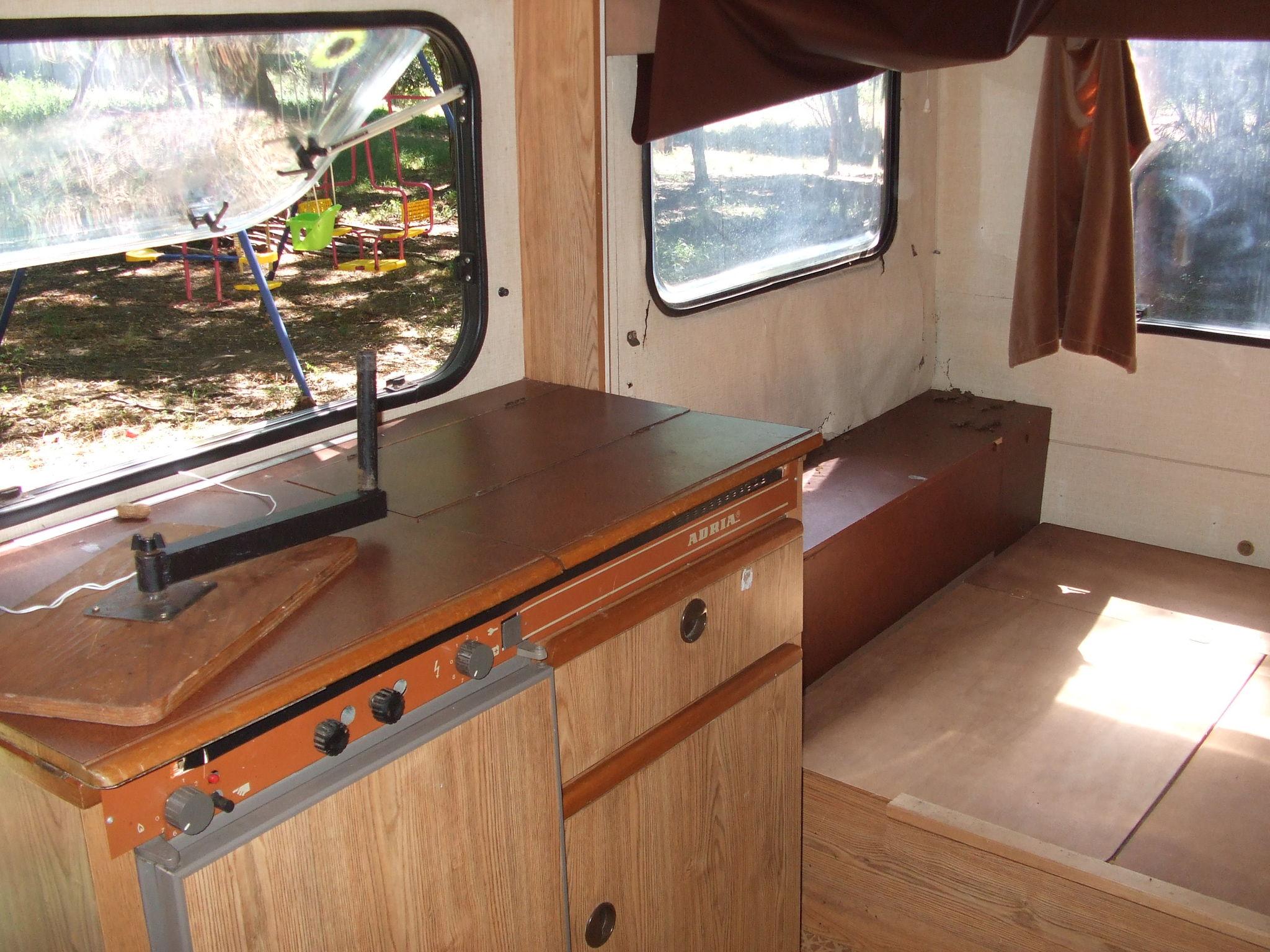Mon Atelier Est Arriv Tadam Voila Ma Caravane