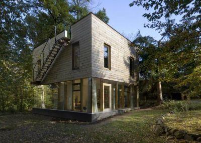 Wooden House La Cabane Au Fond Du Vexin