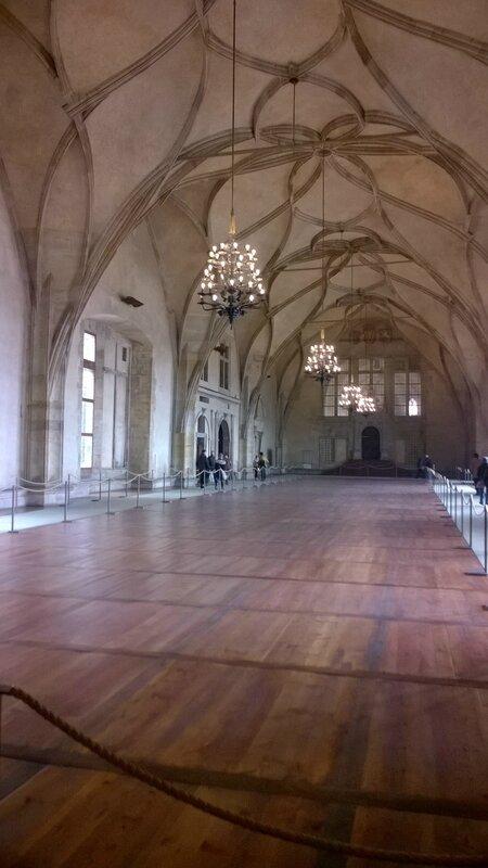 Salle Vladislas du Palais royal