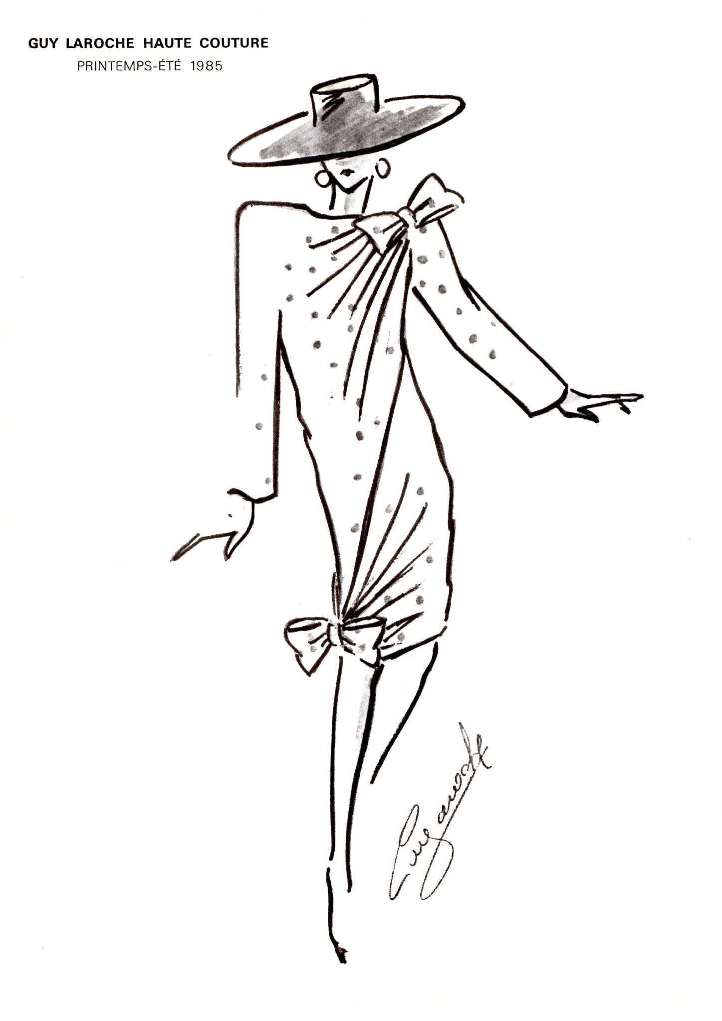Guy Laroche Haute Couture