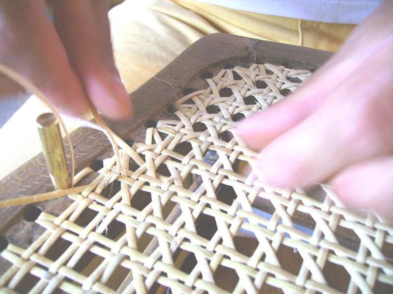 Comment Reparer Cannage Chaise