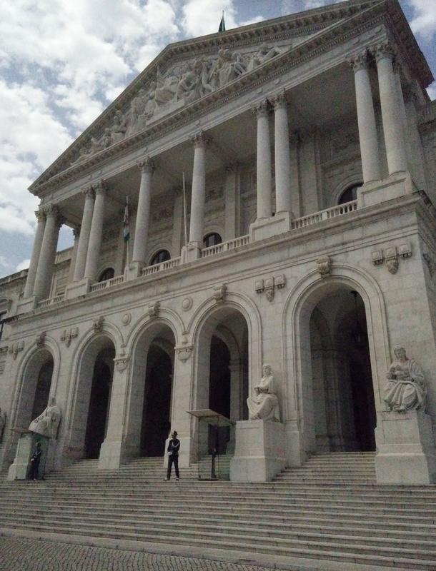 Le Palais de São Bento