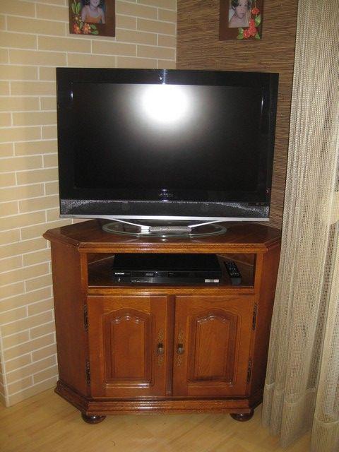 mon meuble tv rustique