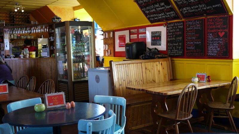 Café Arriba, Portree