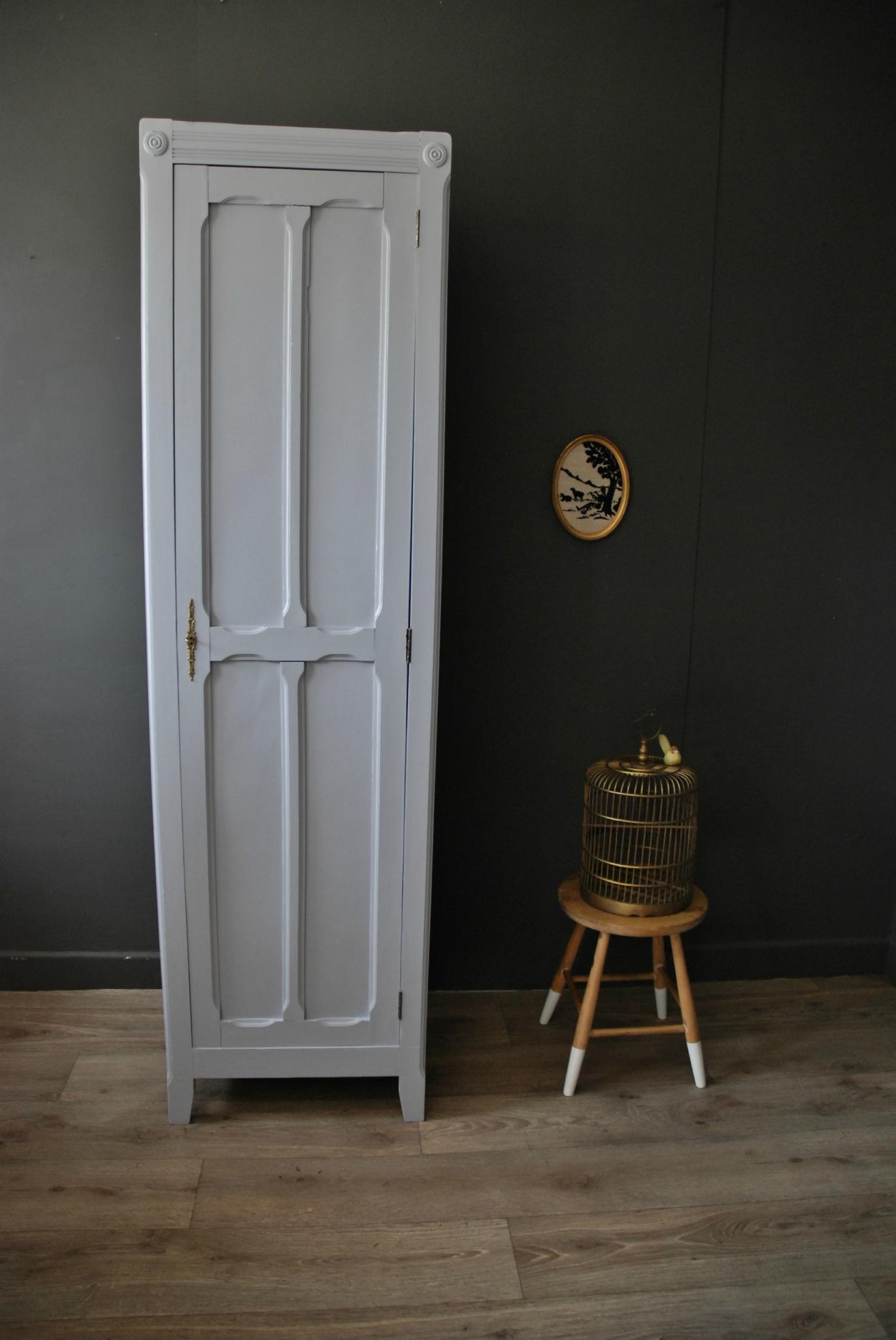 Petite Armoire Parisienne Vendue Atelier Vintage