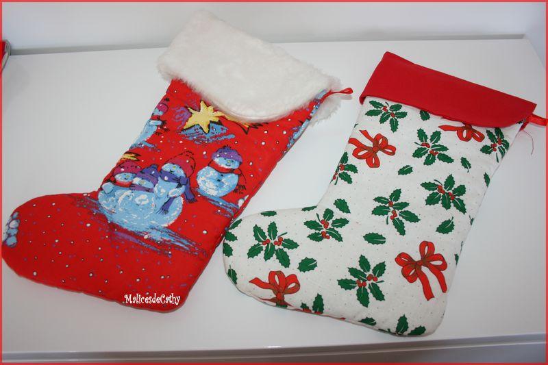 Decoration De Noel En Tissu
