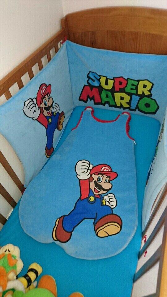 l ensemble de lit mario