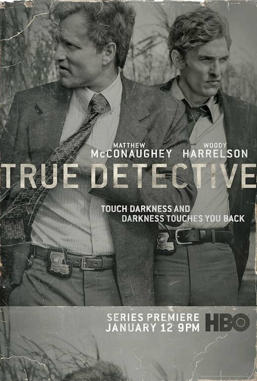 true detective affiche