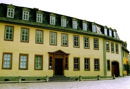 Weimar_Goethehaus