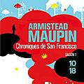 Chroniques de san francisco saison 1, armistead maupin