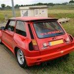 Renault 5 Turbo 1980 1986 Zoom Auto Blog