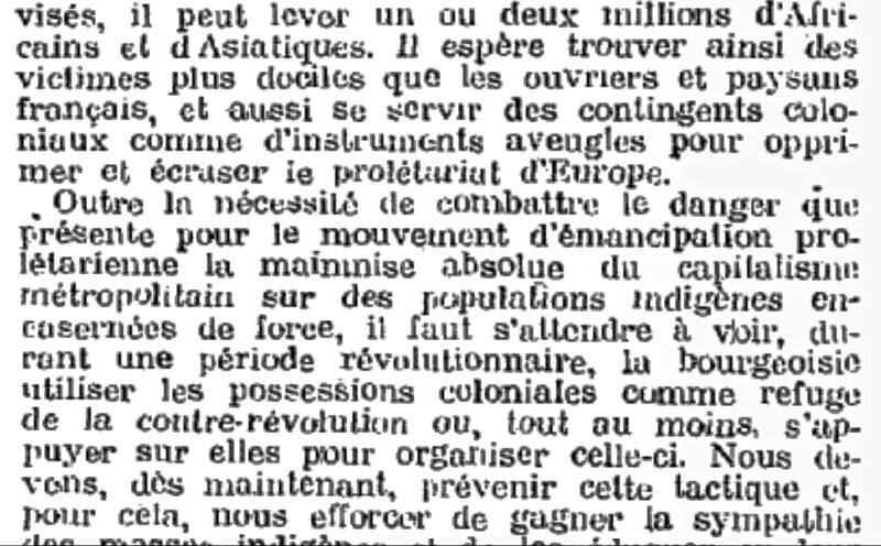 Bull comm fév 1922 Colonies (3)