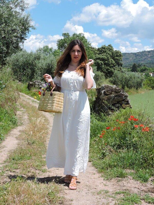 120374688 - The boho dress - La robe bohême