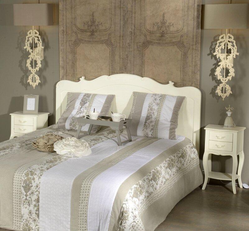 meubles de chambre romantiques ou baroques