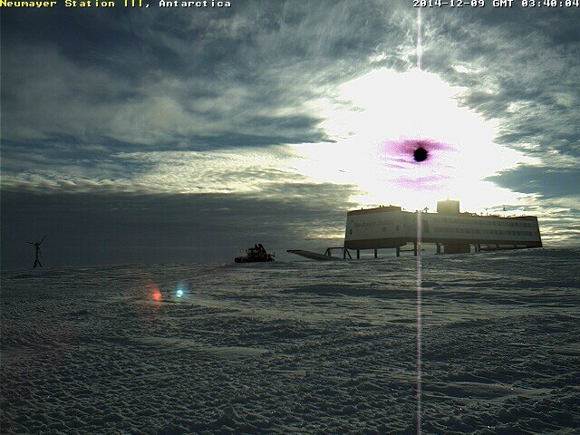 Neumayer Station 20141209340