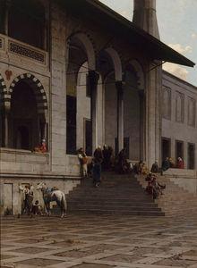 1870_pasini_porte_de_la_mosquee_de_yeni_djami_01