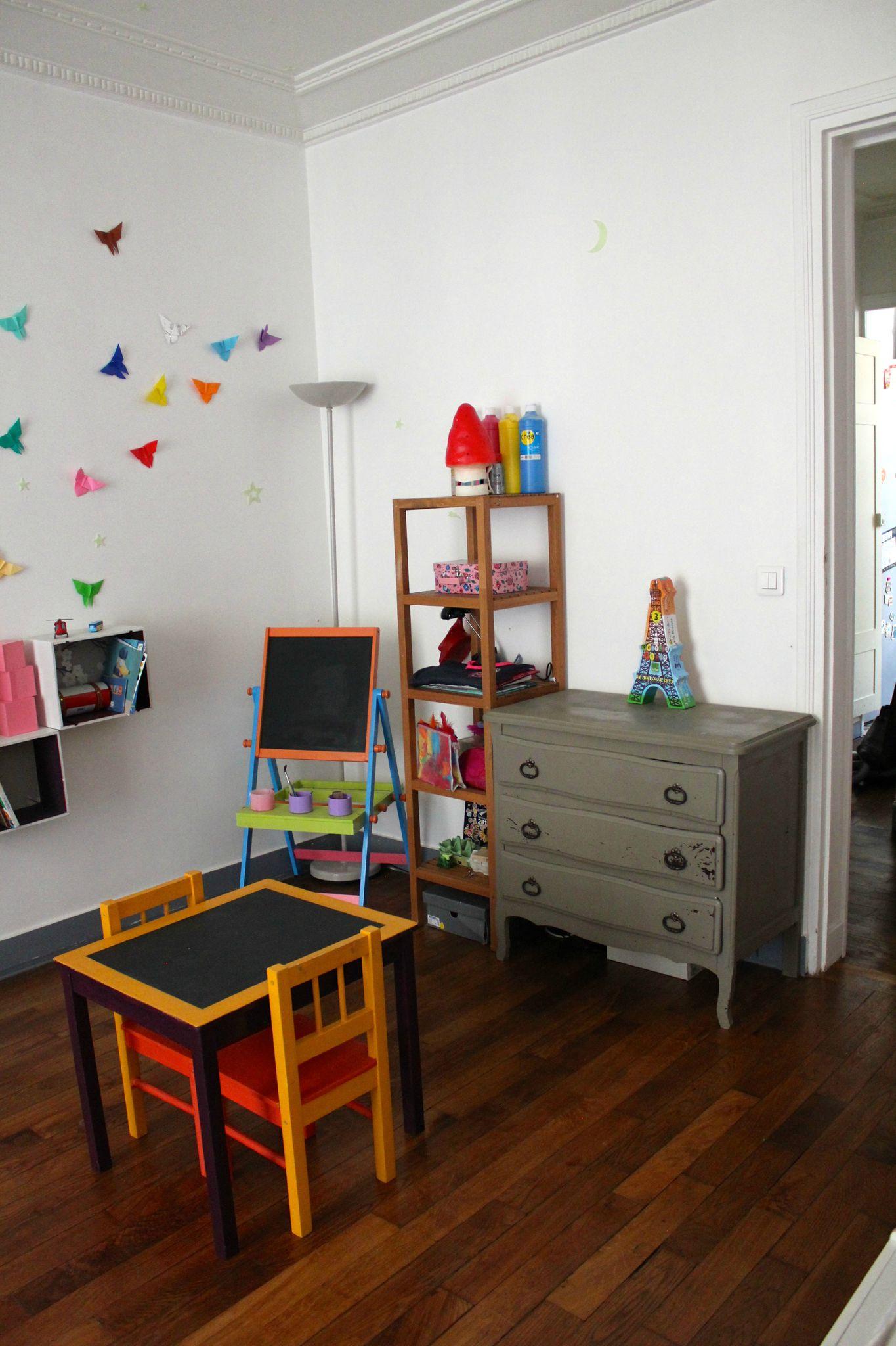 Montessori Et Cie La Chambre De Thas Fairys Fabrics