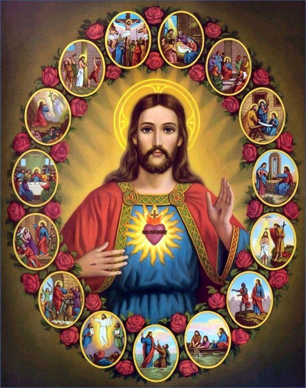"""Résultat de recherche d'images pour """"coeur sacré de jésus"""""""