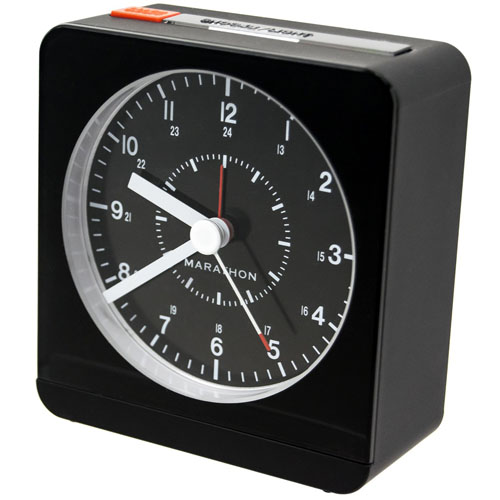 Best Compact Travel Alarm Clocks With