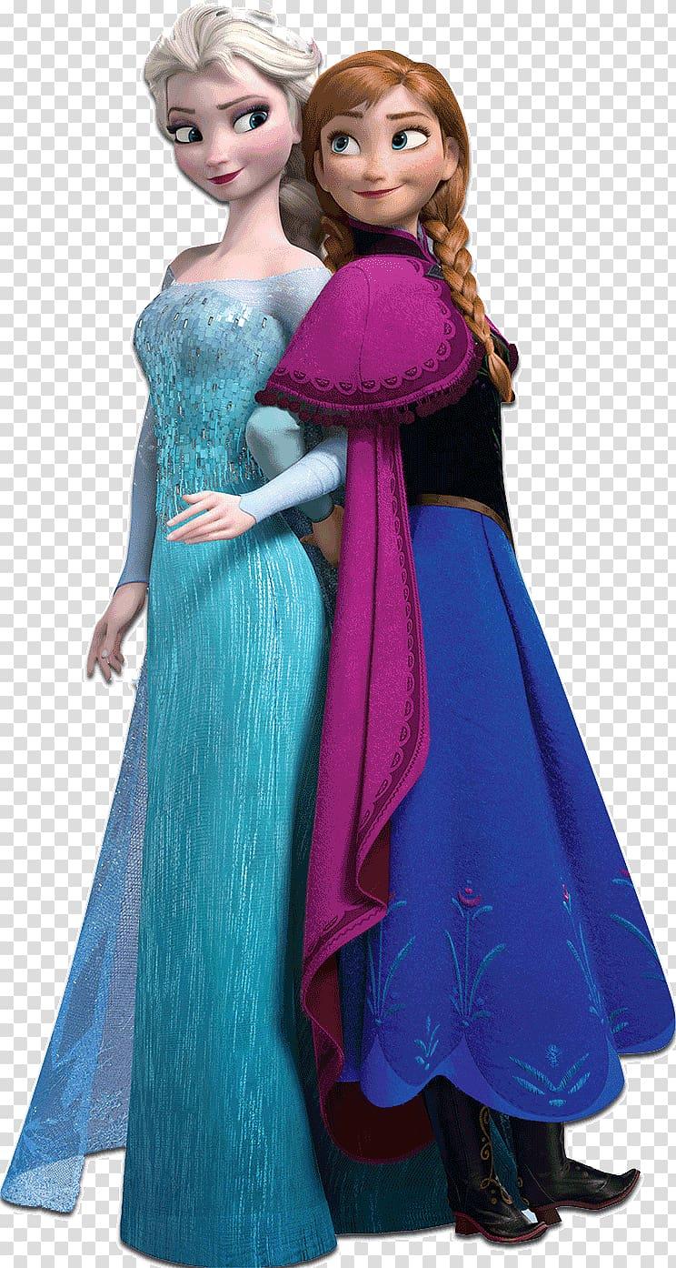Jennifer Lee Elsa Kristoff Anna Frozen Sister Transparent Background Png Clipart Hiclipart