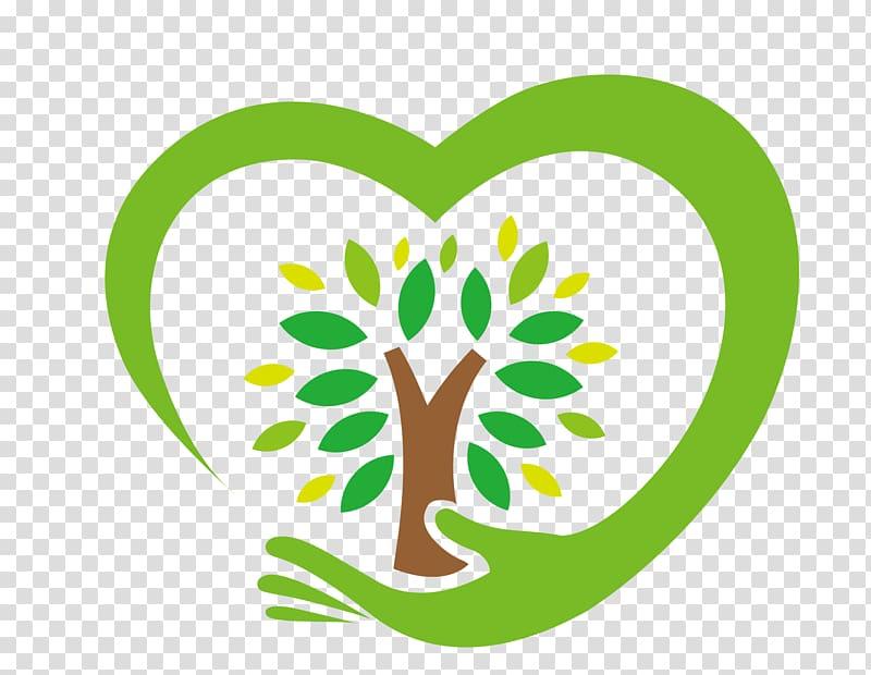 Saving Tree Illustration Love Logo Tree Slogan Green Tree Green Flag Transparent Background Png Clipart Hiclipart