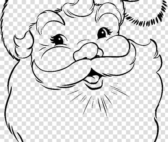 Santa Claus Coloring Book Mrs Claus Colouring Pages Christmas