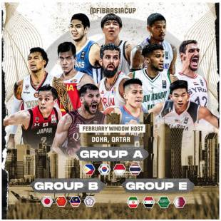 South Korea recommends men's basketball Asian qualifiers held in June to avoid conflicts with local leagues