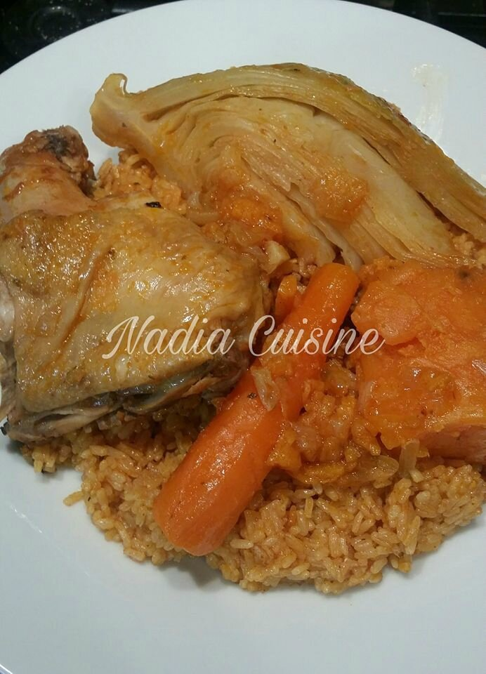 tiep poulet et legumes au cookeo