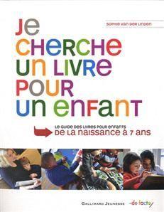 Je-cherche-un-livre-pour-un-enfant-Sophie-Van-der-Linde