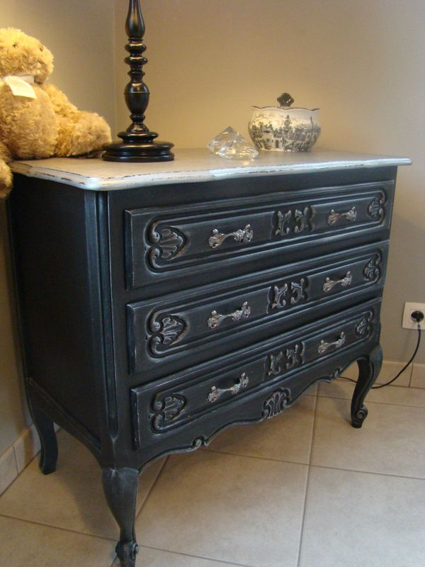 Commode Style Louis Xv Relooker Relooking Meubles