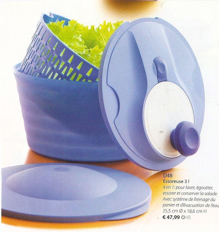 produits tupperware
