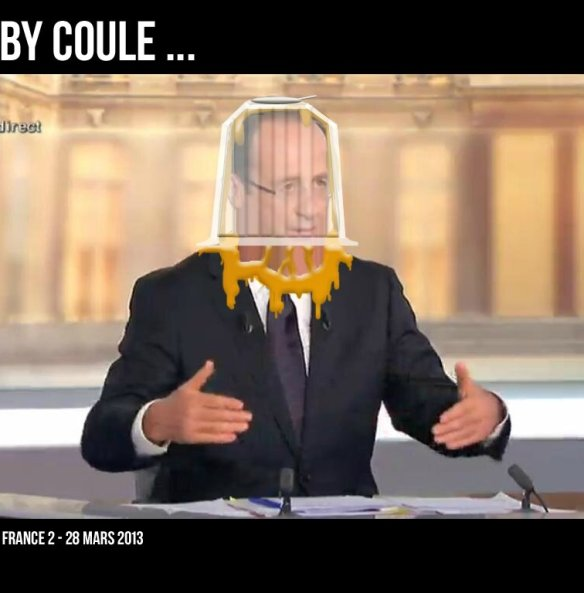 Hollande au JT de Pujadas DéLiRiUs