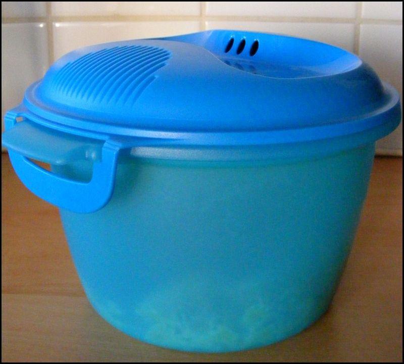 cuiseur a riz micro ondes tupperware