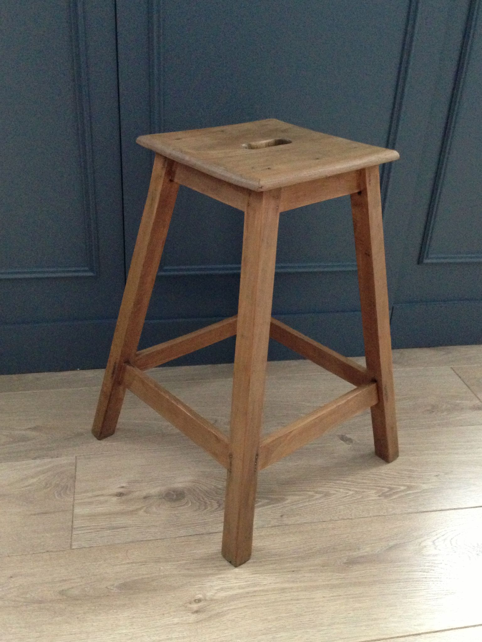 Tabouret Ancien En Bois Album Photos Rtro