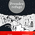 Prendre refuge, zeina abirached et mathias enard