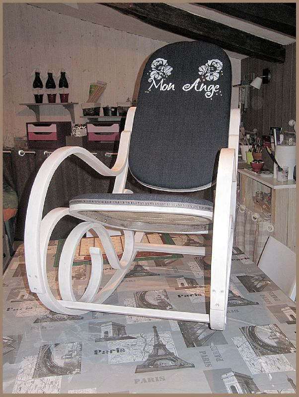 Top Bis Rsultat With Rocking Chair Allaitement