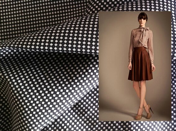 projet blouse