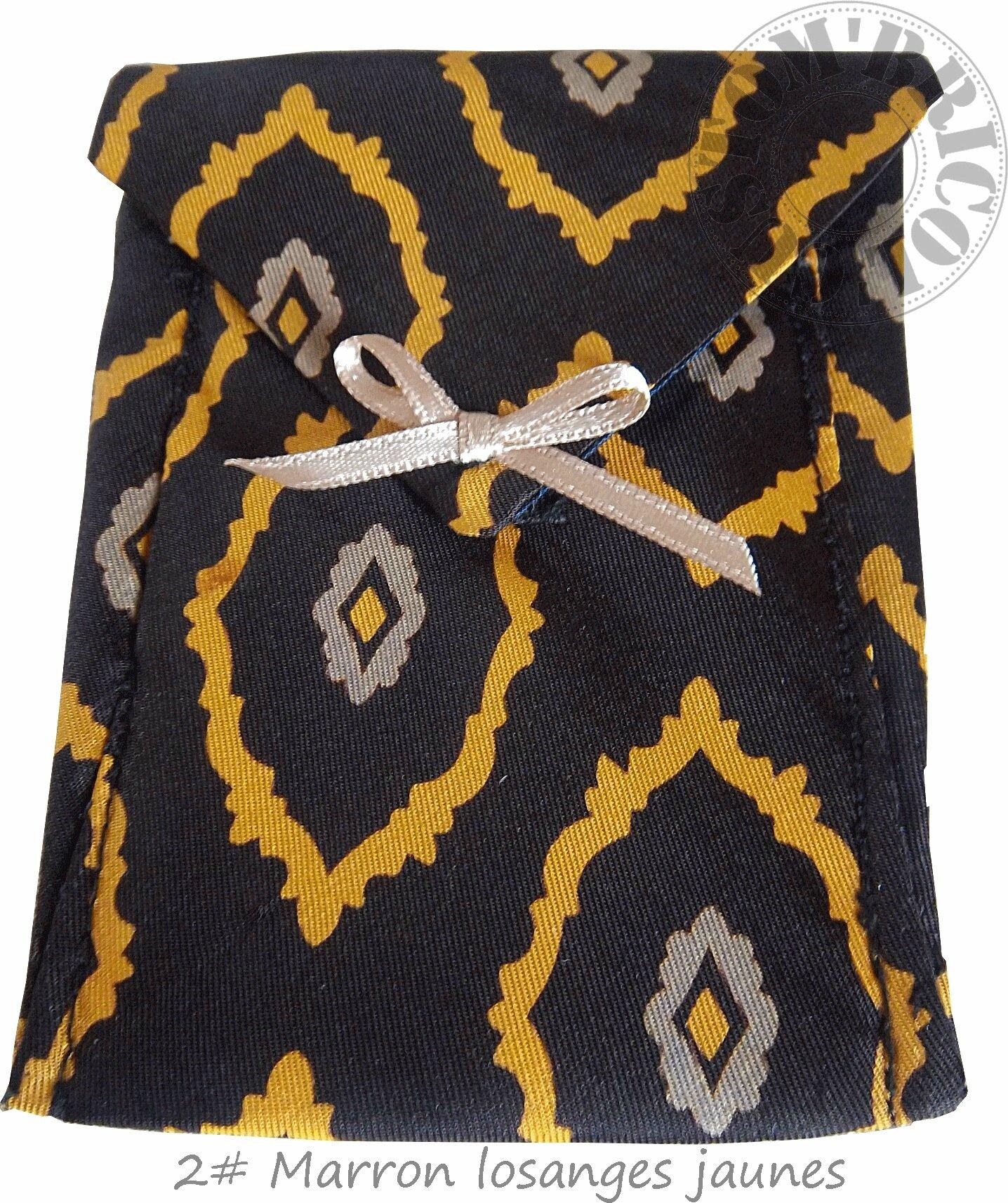 Pochette Cravate Custom Bricol Boutique