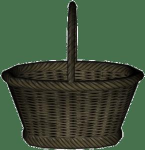 panier pour cueillette