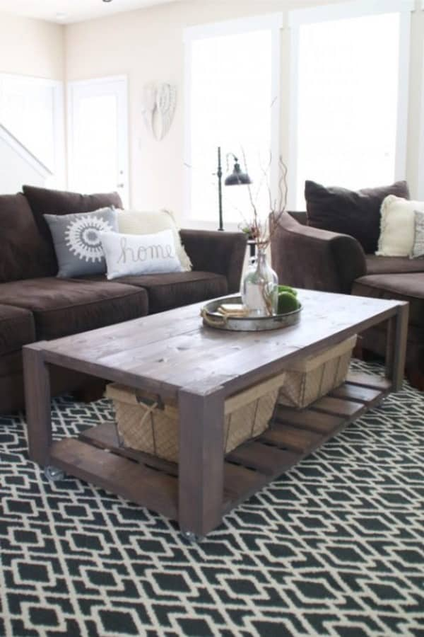 Best Diy Coffee Table Ideas For 2020 Cheap Gorgeous Crazy Laura