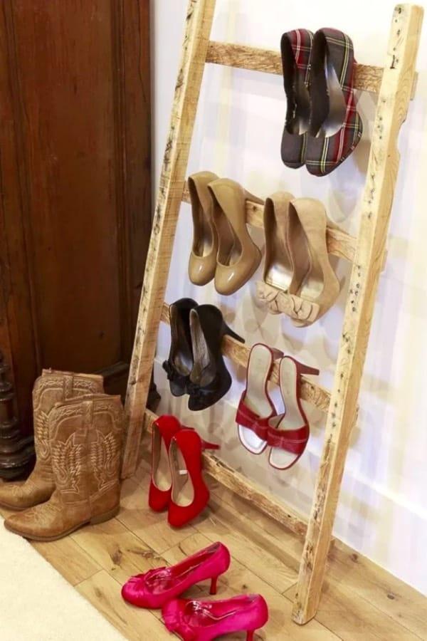 25 best shoe storage ideas to declutter