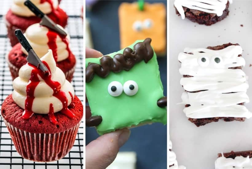 Prepare to be the master of (diy) disguise this halloween. 55 Best Halloween Dessert Recipe Ideas For 2021 Crazy Laura