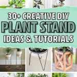 30 Best Diy Plant Stand Ideas Tutorials For 2021 Crazy Laura
