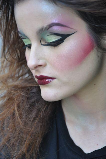 Annes 80 Ecole De Maquillage Artistique Flavia Palmeira