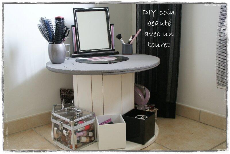 DIY Dco Chambre Dado Un Coin Beaut Paillettes Les