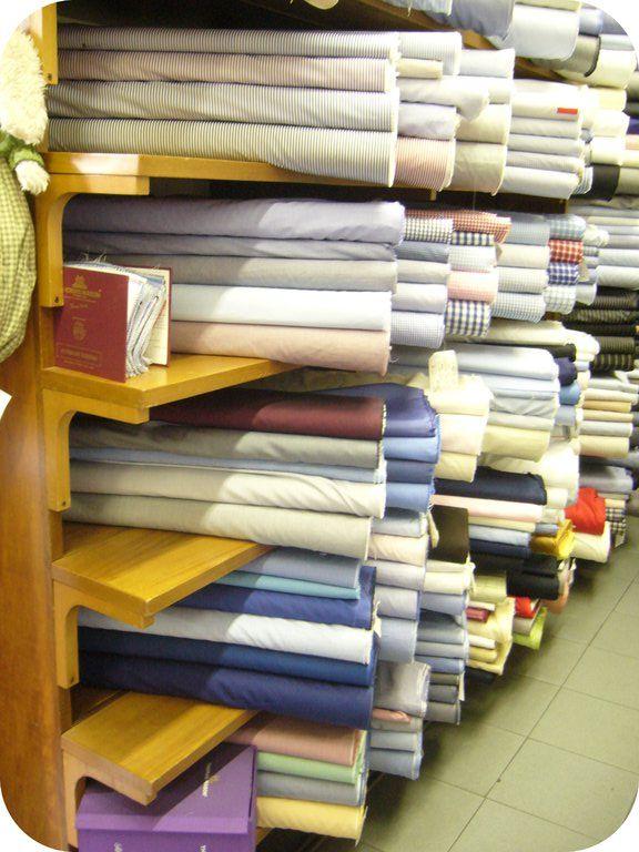 les magasins de tissus a rome casa