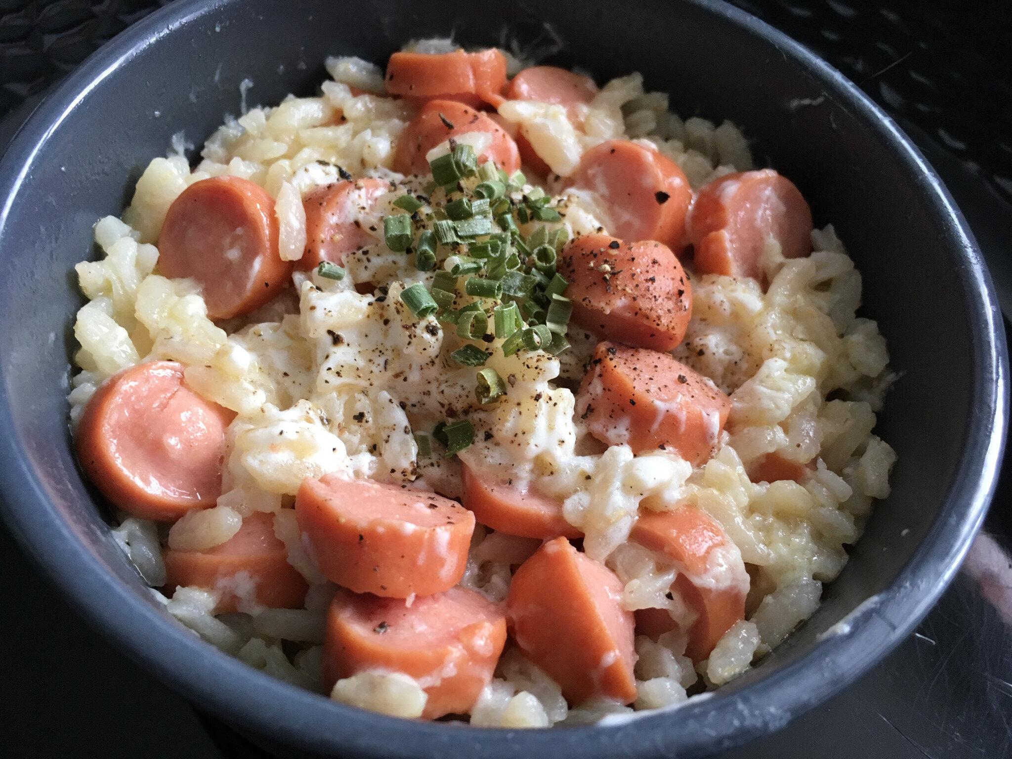 risotto pour les enfants au cookeo