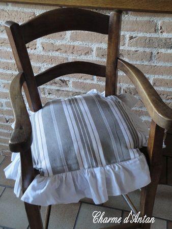 Un Coussin Pour La Chaise Haute Charme Dantan